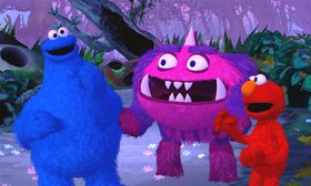 Sesame Street: Once Upon a Monster Screenshot from Shacknews