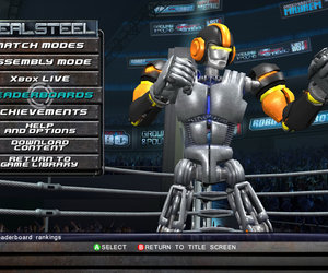 Real Steel Files