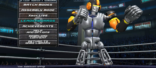 Real Steel News