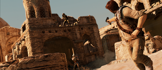 Uncharted 3: Drake's Deception News