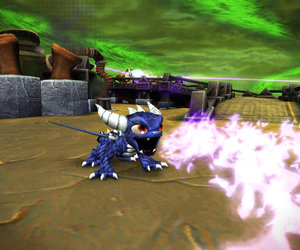 Skylanders: Spyro's Adventure Files