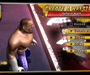 Hulk Hogan's Main Event Screenshots