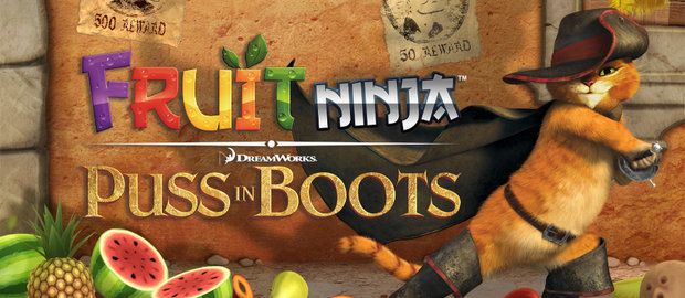 Fruit Ninja: Puss in Boots News