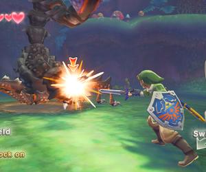 The Legend of Zelda: Skyward Sword Screenshots