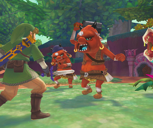The Legend of Zelda: Skyward Sword Chat