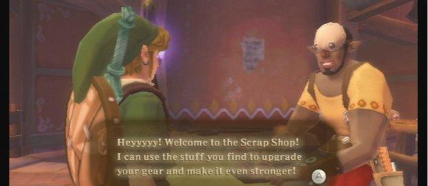 The Legend of Zelda: Skyward Sword News
