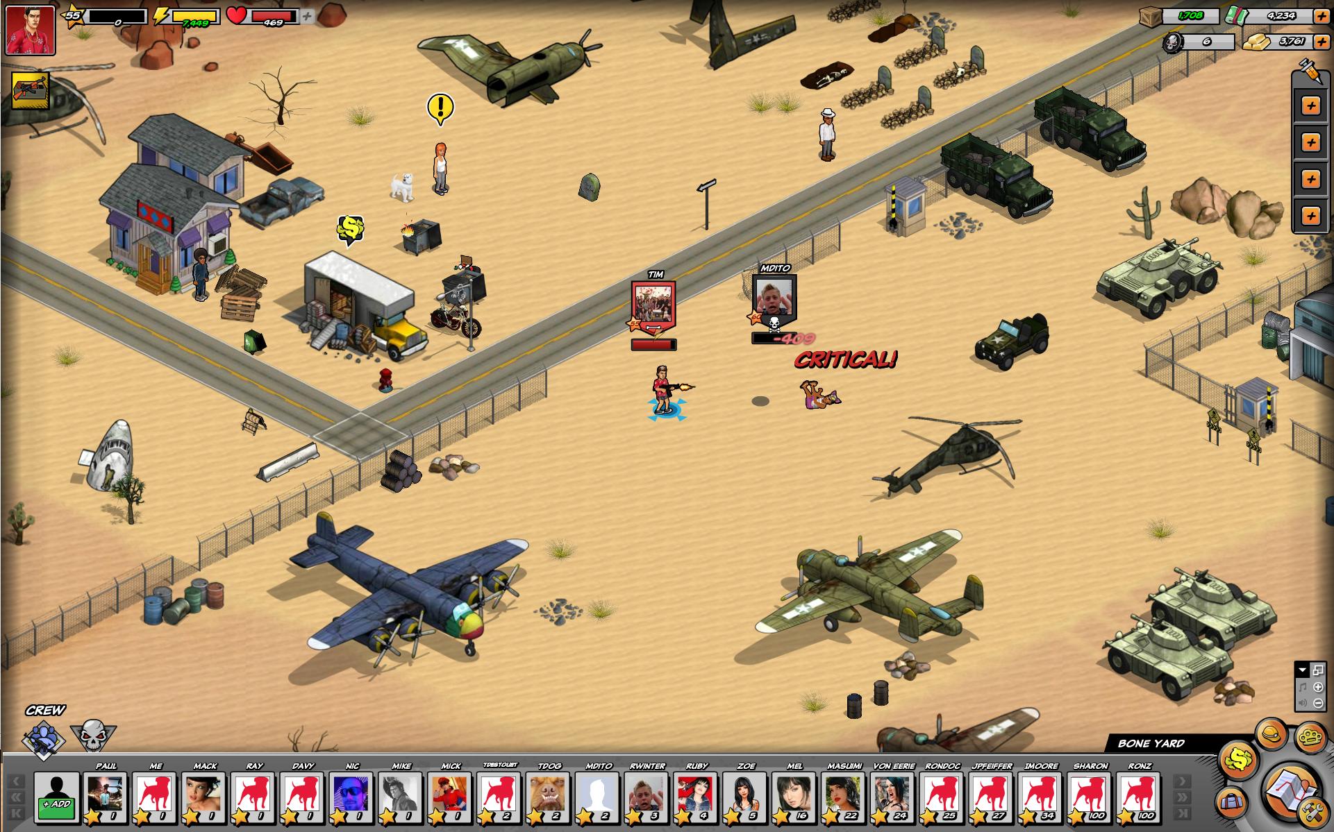 maffia online game