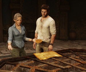 Uncharted 3: Drake's Deception Files