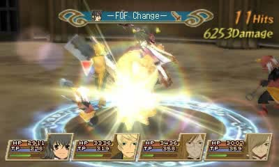 Tales of the Abyss Screenshots