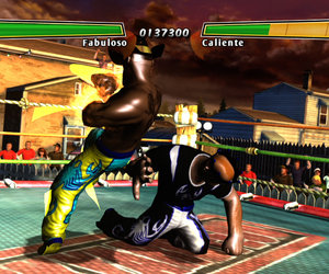 Hulk Hogan's Main Event Screenshots