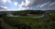 Gran Turismo 5 Course Pack DLC screenshots