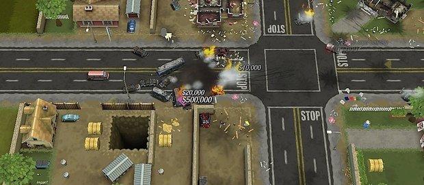 Burnout Crash News