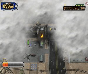 Burnout Crash Screenshots