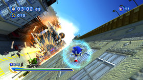 Sonic Generations Screenshot from Shacknews