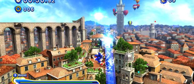 Sonic Generations News