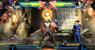 Ultimate Marvel vs. Capcom 3 Phoenix Wright & Nova screenshots