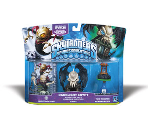 Skylanders: Spyro's Adventure Chat