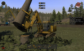Woodcutter Simulator 2011 Screenshot from Shacknews