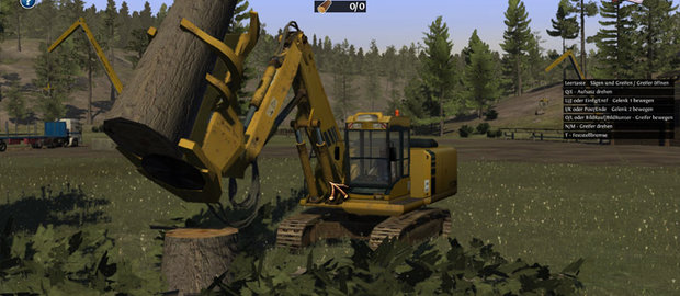 Woodcutter Simulator 2011 News