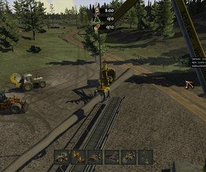 Woodcutter Simulator 2011 Screenshots