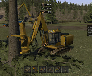 Woodcutter Simulator 2011 Chat