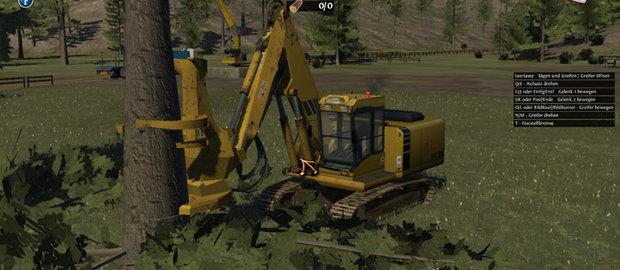 Woodcutter Simulator 2011 News