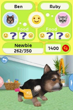 Petz Puppyz & Kittenz Screenshot from Shacknews