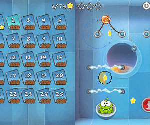 Cut the Rope Screenshots