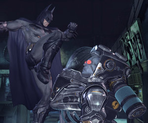 Batman: Arkham City Files