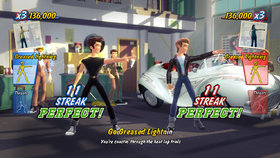 Grease Dance Screenshot from Shacknews