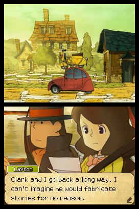 Professor Layton & the Last Specter Videos