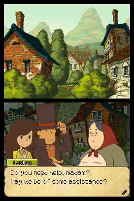 Professor Layton & the Last Specter Files