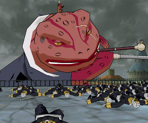 Naruto Shippuden: Ultimate Ninja Impact Screenshots