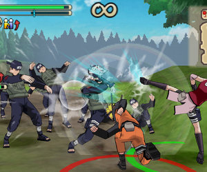 Naruto Shippuden: Ultimate Ninja Impact Files
