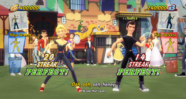 Grease Dance screenshots