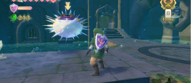 The Legend of Zelda: Skyward Sword News