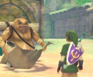 The Legend of Zelda: Skyward Sword Chat