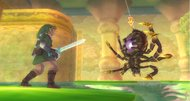 No leftie mode for Zelda: Skyward Sword