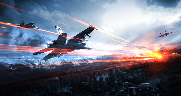 Battlefield 3 multiplayer screens