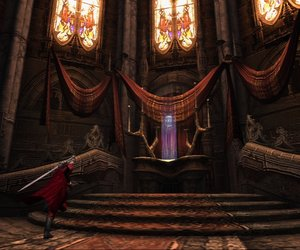 Devil May Cry HD Collection Screenshots