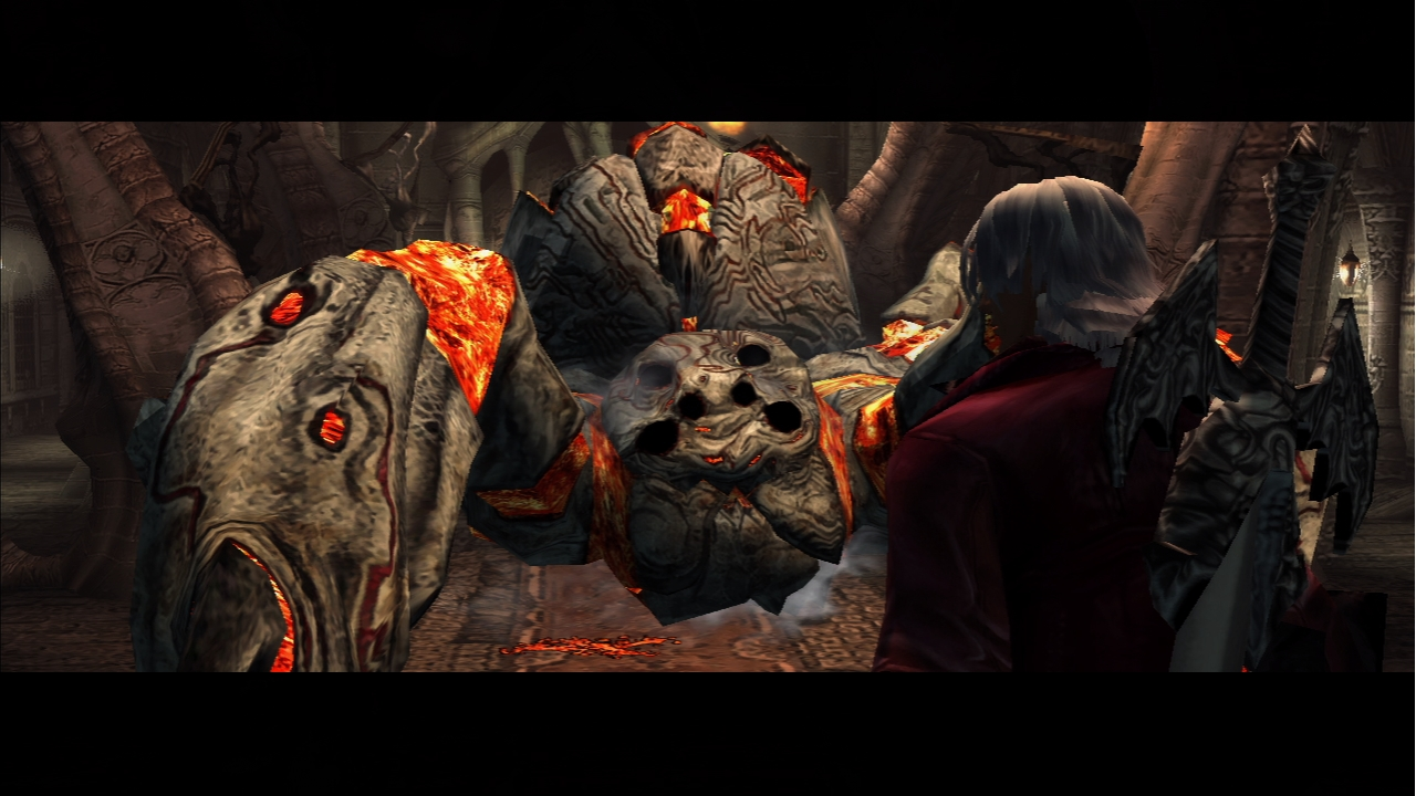 Image result for devil may cry 1 screenshots