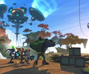 Ratchet & Clank: All 4 One Screenshots