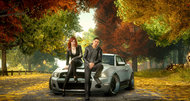 Need for Speed: The Run features Christina Hendricks, Sean Faris