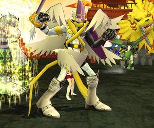 Digimon Masters Online Screenshots