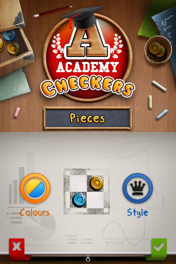 Academy: Checkers Files