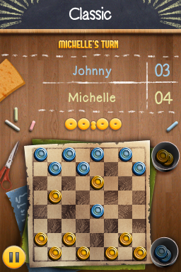 Academy: Checkers Screenshots