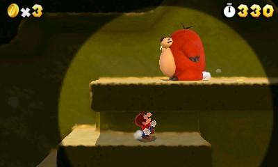 Super Mario 3D Land Chat