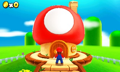 Super Mario 3D Land Files