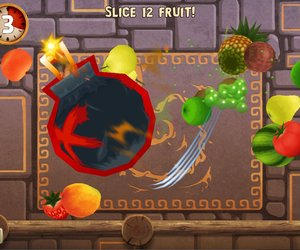 Fruit Ninja: Puss in Boots Chat