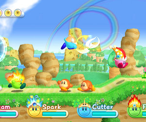 Kirby's Return to Dream Land Screenshots